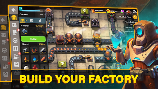 Sandship: Crafting Factory 1