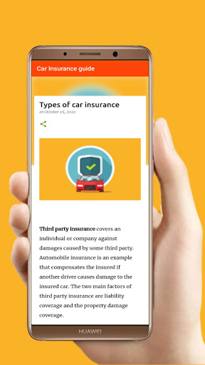 Car Insurance Guide 1.0 screenshots 6