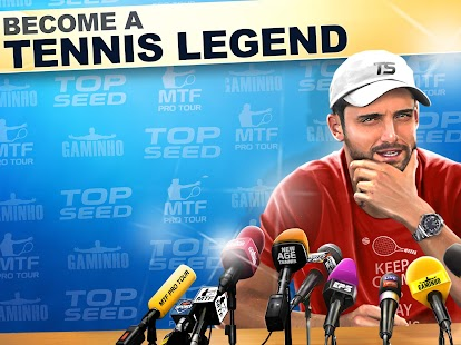 TOP SEED Tennis: Sports Management Simulation Game Screenshot