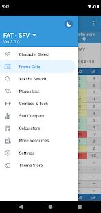FAT - Frame Data!