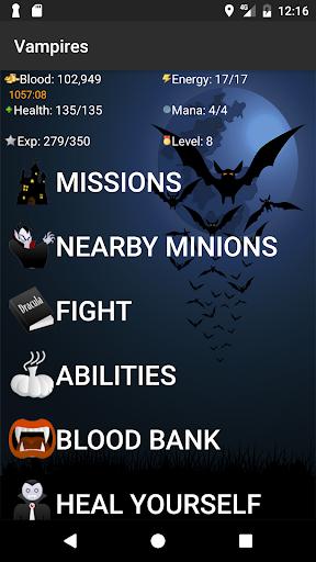 Vampires 2.1.0 screenshots 1