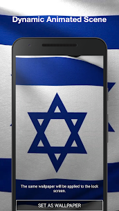 3D Israel Flag Live For Pc (Free Download – Windows 10/8/7 And Mac) 2