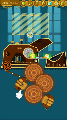 Steampunk Idle Spinner: Coin Factory Machines 1.9.3 screenshots 3