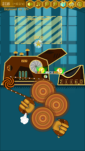 Steampunk Idle Spinner MOD APK (Everything Unlocked) Download 2