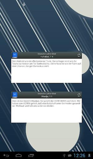 Deutsch Luther Bibel android2mod screenshots 13