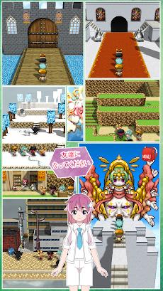 猫勇者RPG : 3DツクールRPGのおすすめ画像1