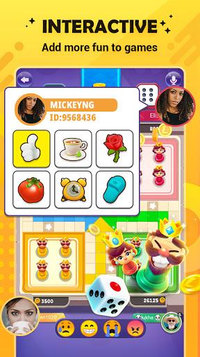 Hago-Talk, Live & Play Games android2mod screenshots 2