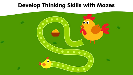Baby Learning Games for 2, 3, 4 Year Old Toddlers 1.0 screenshots 12