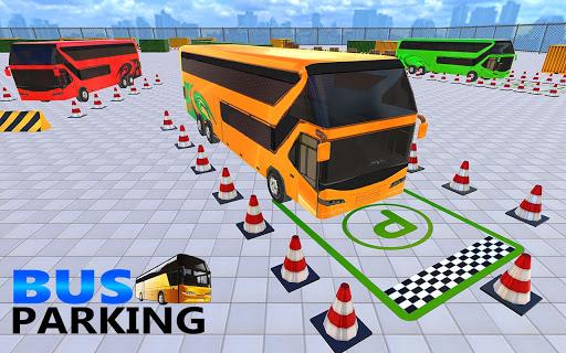 Public Coach Transport: Bus Driving Simulator android2mod screenshots 3