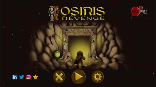 Osiris Revenge - Mummy maze game  screenshots 2