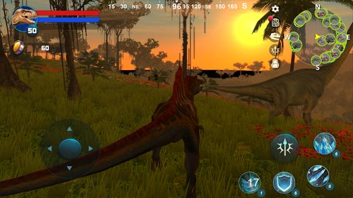 Spinosaurus Simulator 1.0.4 screenshots 4