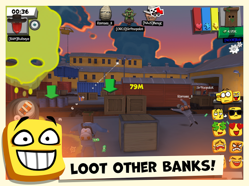 Snipers vs Thieves: Classic! android2mod screenshots 3
