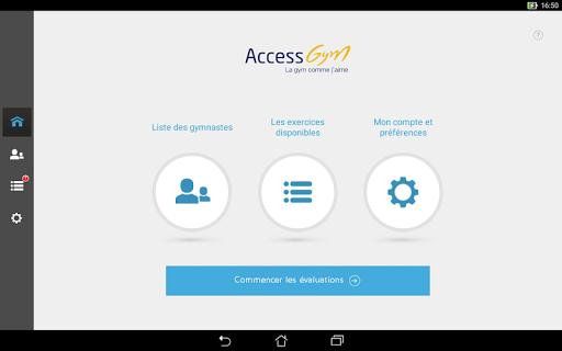 access gym screenshot 2