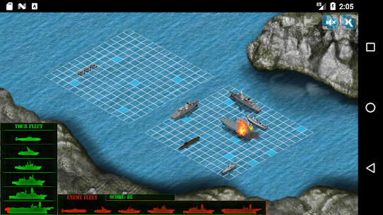 Battleship War Game  For Pc/ Computer Windows [10/ 8/ 7] And Mac 1