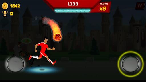 Supa Strikas Dash - Dribbler Runner Game apkdebit screenshots 8