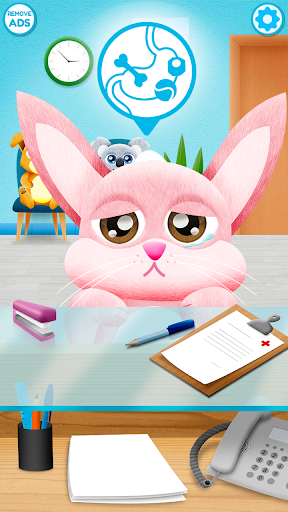 Pet Doctor. Animal Care Game screenshots 20