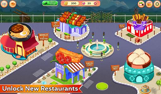 Cooking Corner - Chef Food Fever Cooking Games 2.1 screenshots 4