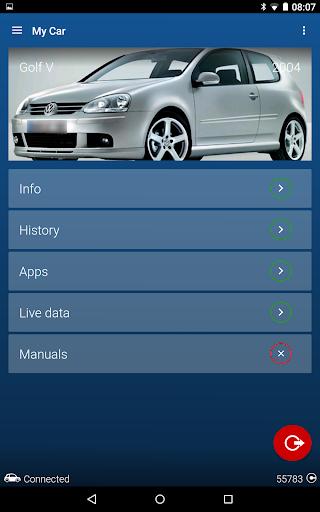 OBDeleven car diagnostics 0.30.0 Screenshots 22