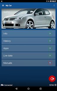 OBDeleven car diagnostics screenshots 13
