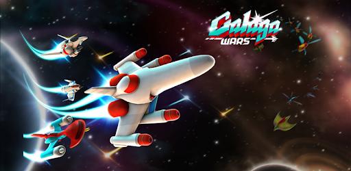 Screenshot of Galaga Wars
