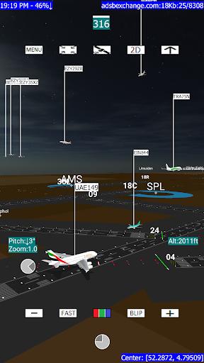 ADSB Flight Tracker 28.5 screenshots 4