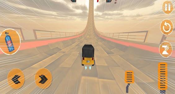 Modern Tuk Tuk Auto Rickshaws : Mega Driving Games For Android 3