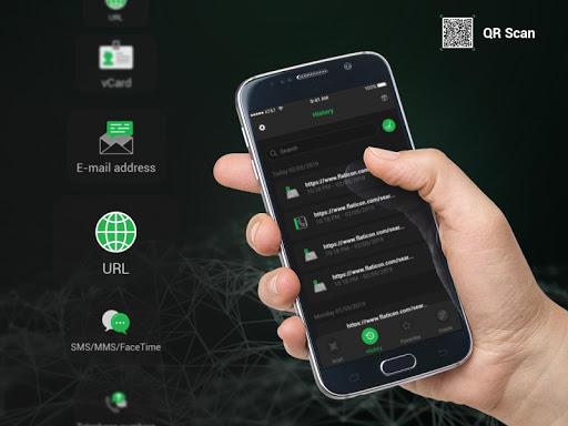 iscan - qr code reader screenshot 2