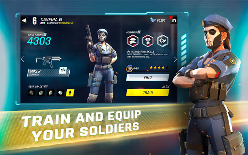 Tom Clancy's Elite Squad - Military RPG 1.4.4 screenshots 9