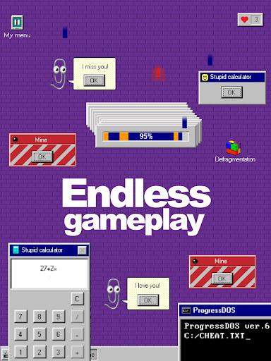 Progressbar95 - easy, nostalgic hyper-casual game Apkfinish screenshots 13