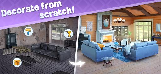 Merge Design: Home Renovation & Mansion Makeover 1.6.2 screenshots 4
