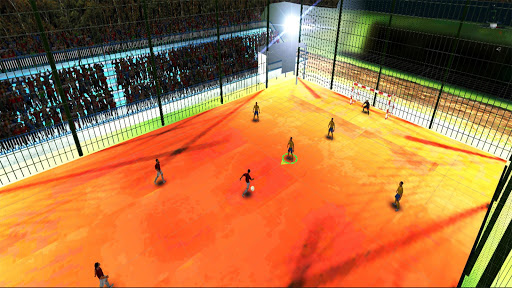 Street Football Match Cup Apkfinish screenshots 3