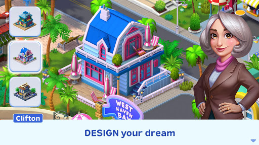 Match Town Makeover: Renovation Match 3 Puzzle apkdebit screenshots 19