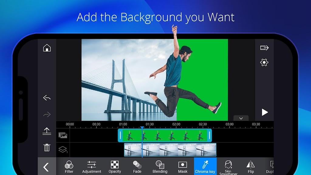 PowerDirector - Video Editor App, Best Video Maker  poster 4