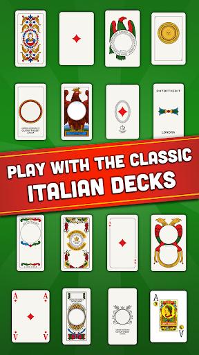 tressette - classic card games screenshot 3