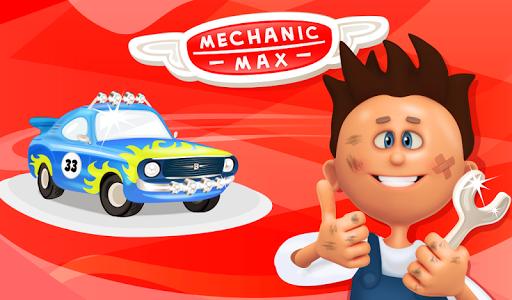 Mechanic Max - Kids Game apkslow screenshots 13