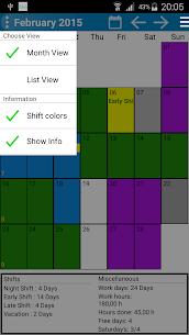 Shift Wage Planer 3