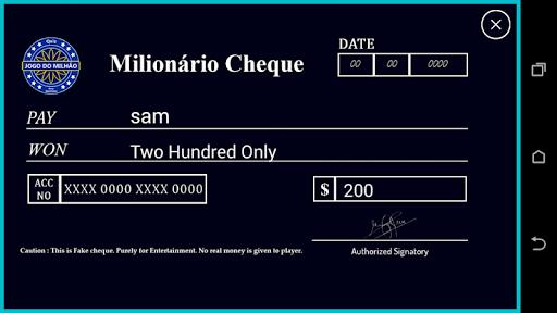 Quem quer ser rico? - Jogo do Milhu00e3o 2021  screenshots 4