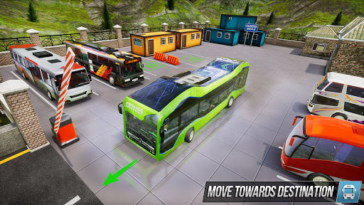 Modern Bus Simulator New Parking Games u2013 Bus Games  screenshots 14