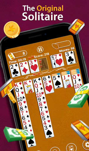 Solitaire - Make Free Money & Play the Card Game 1.8.8 Screenshots 6
