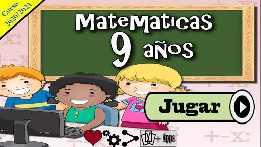 Matemáticas 9 años  pic 1