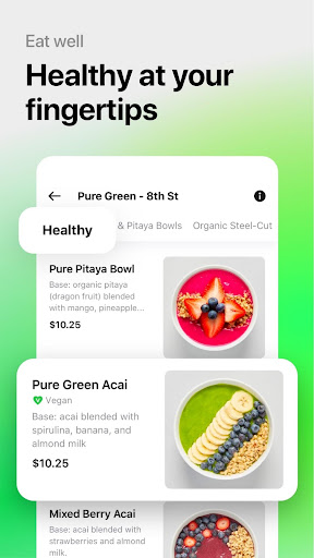 Allset: Food Pickup & Takeout at Local Restaurants 2.5.0 screenshots 4