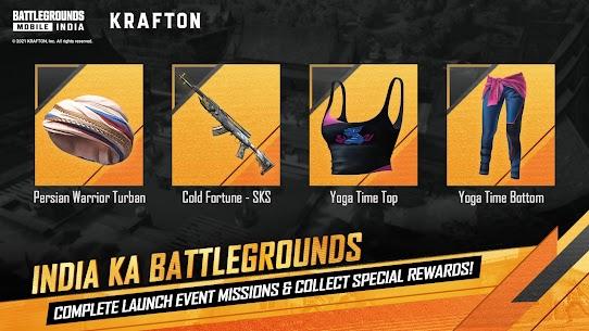 Battlegrounds Mobile India (APK+OBB) Download BGMI 4