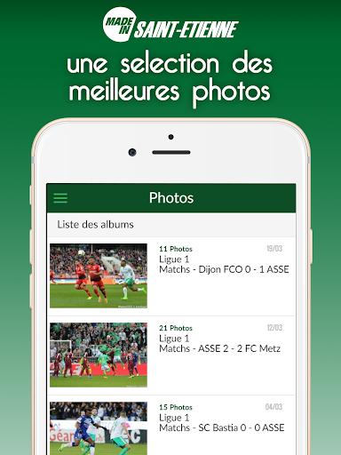 Foot Saint-Etienne modavailable screenshots 8