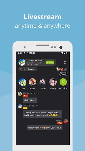 Podcast App & Podcast Player - Podbean 8.3.2 Screenshots 8
