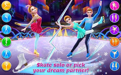 Ice Skating Ballerina - Dance Challenge Arena