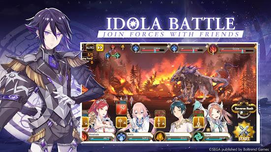 Idol Phantasy Star Saga
