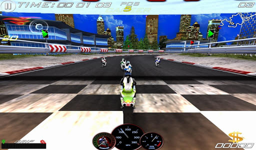 Ultimate Moto RR 3 Apkfinish screenshots 5