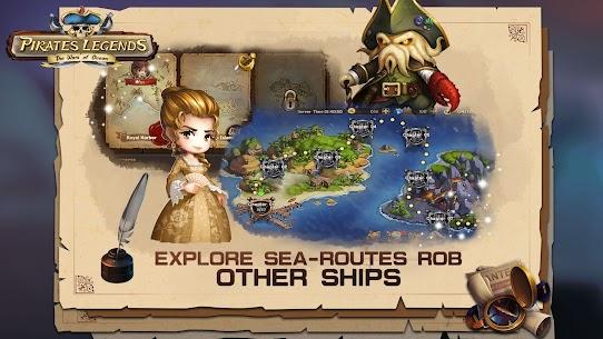 Pirates Legends-The War of Ocean Mod Apk (Stats Equip x20) 5