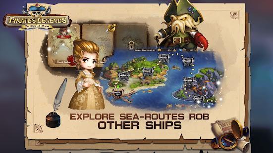 Hack Game Pirates Legends apk free