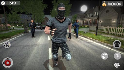 Crime City Thief Simulator u2013 New Robbery Games 1.6 Screenshots 1